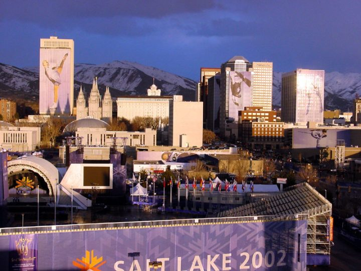 OS i Salt Lake City